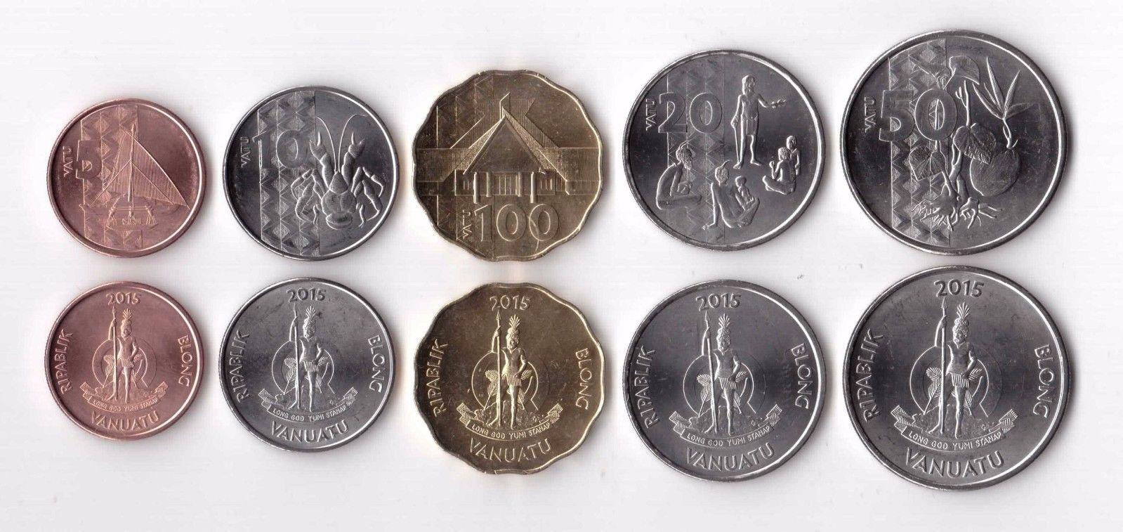 Монеты вануату 2010 александро свирский монастырь 25 рублей